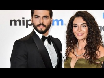 Акын и Эбру в КАННАХ!Представляют сериал Ветреный.Ebru and Akin in Cannes presenting Hercai.