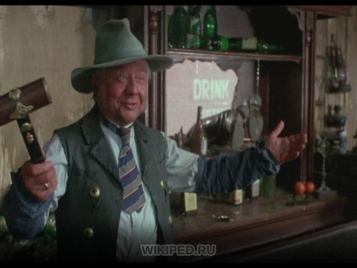 Кадр из фильма Человек с бульвара Капуцинов