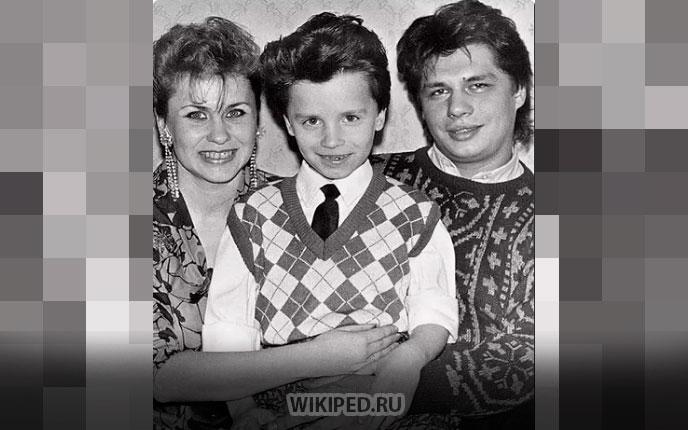 Семейный снимок из личного архива