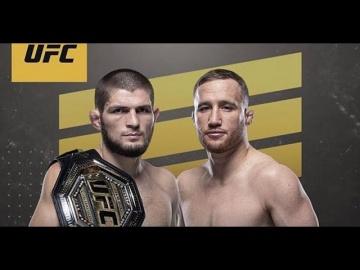 Хабиб Нурмагомедов против Джастина Гейджи, Habib Nurmagamedov vs Justin Gaethje в UFC4