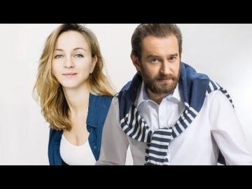 Константин Хабенский его жена Ольга Литвинова и дети: Иван и Александра - видео смотреть онлайн