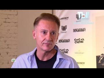 Олег Меньшиков отменил спектакли из-за травмы ноги
