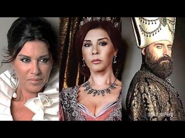 Непростая судьба актрисы, сыгравшей Валиде Султан - роль матери Султана Сулеймана - Небахат Чехре.
