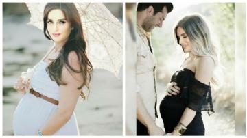 Шокирующе! Жена Мурата Йылдырыма Имане Эльбани беременна смотреть онлайн