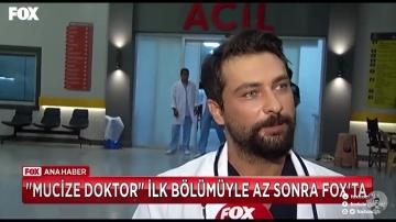 FOX Ana Haber O- ₦ 'Mucize Doktor' başlıyor! (12.09.2019)