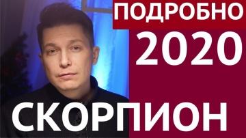 СКОРПИОН большой гороскоп 2020 Новый вид заработков. Гороскоп  скорпион на 2020 Чудинов