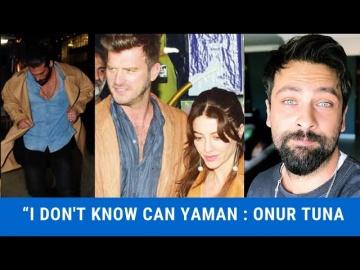 Onur Tuna Ignores Can Yaman's Question   Kivanc Tatlitug