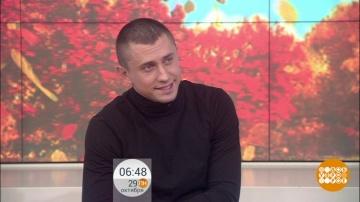 Павел Прилучный. Эксклюзивное интервью. 29.10.2018 - видео смотреть онлайн