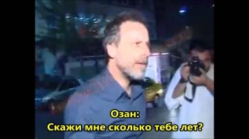 Озан Гювен (Рустем Паша)  напал на журналиста