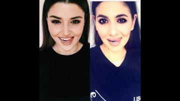 Макияж в стиле звезды Ханде Эрчел\Makeup in the style of the stars Hande Ercel