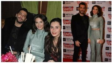 Мурат Йылдырым и Имане Эльбани веселятся на вечеринке с друзьями смотреть онлайн