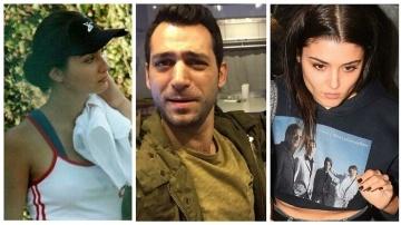 свежие публикации турецких актеров и актрис Мурат Йылдырым, туба Буйюкюстюн, Барыш Ардуч и др смотре