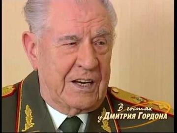 Язов о самообуйстве маршала Ахромеева