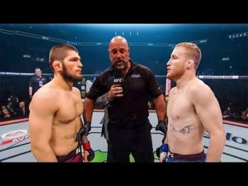 Хабиб Нурмагомедов против Джастина Гейджи - трейлер боя к UFC 254