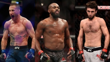 Заработок Гейджи за бой с Хабибом, следующий соперник Джона Джонса и бой Забита в UFC