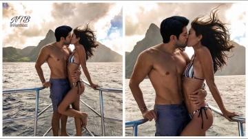 Бурак Озчивит поцеловал Неслихан Атагюль смотреть онлайн