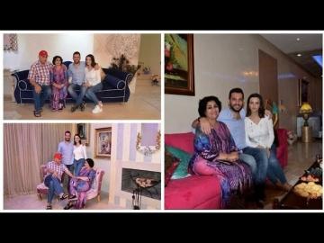 Мурат Йылдырым в гостях у родителей супруги Имане Эльбани в Морокко смотреть онлайн