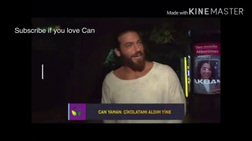 CAN YAMAN SEXY-LOVE HIM/ERKENCI KUS/ДЖАН ЯМАН