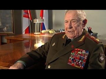 Ветеран ВОВ Дмитрий Язов прошел путь от лейтенанта до маршала