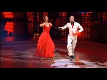 Глафира Тарханова / Евгений Папунаишвили (1)-Пасадобль Танцы со звёздами 10 - 2016